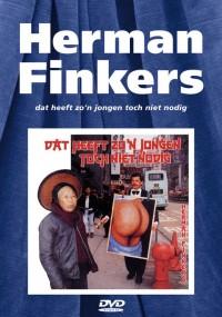 Herman Finkers - Dat heeft zo'n jongen toch niet nodig