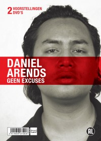 Daniel Arends Geen Excuses packshot