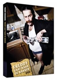 Freddy de vadder - freddy gaat naar de bakker 3D
