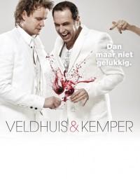 Veldhuis & Kemper - Dan Maar Niet Gelukkig (front)