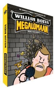 william boeva - megalomaan 3D