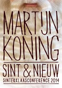 354-121401-Martijn Koning - affichebeeld Sint en Nieuw