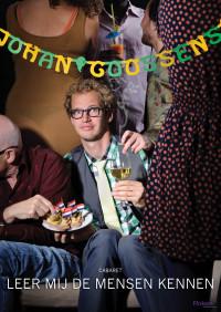 Cover DVD Johan Goossens