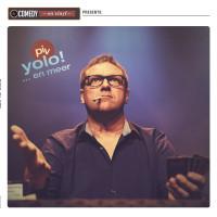 PIA15014 | Comedy op Vinyl - Piv Huvluv v2.indd