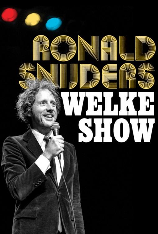Ronald Snijders welke show cs