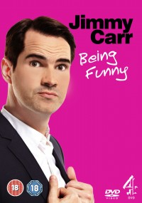 JIMMY CARR_BEING FUNNY_2D
